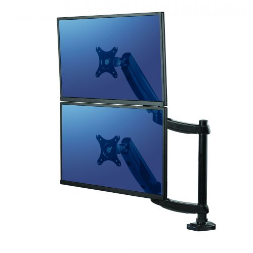 Fellowes Platinum Series Dual Monitor Arm