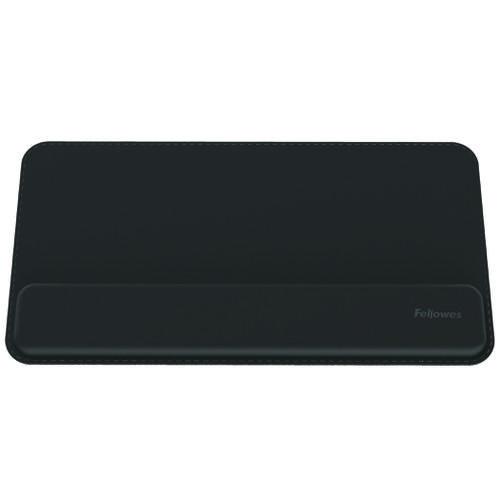 Fellowes Hana Keyboard Wrist Support Black 8055601 - BB73699