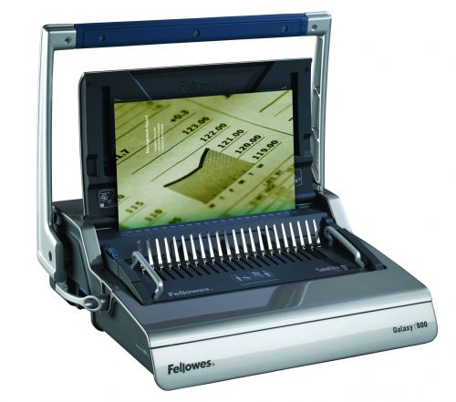 Fellowes Galaxy Manual Comb Binding Machine 5622001