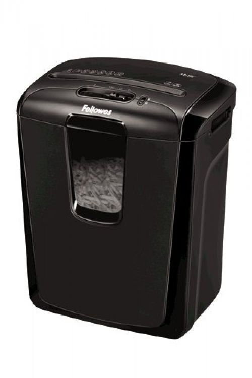 Fellowes M-8C Shredder Cross Cut P-4 15 Litres Ref 4604201