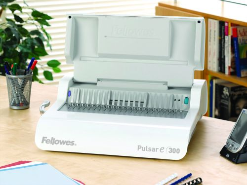 Fellowes Pulsar-E 300 Small Office Electric Comb Binding