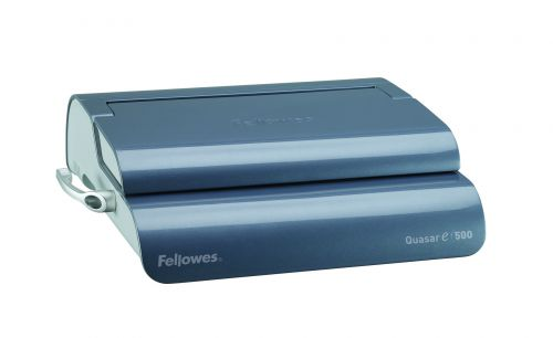 Fellowes Quasar-E Electric A4 Binding Machine