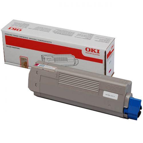OKI 44315306 Magenta Toner 6K