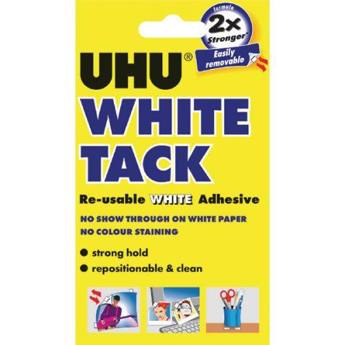 UHU White Tack Handy PK12