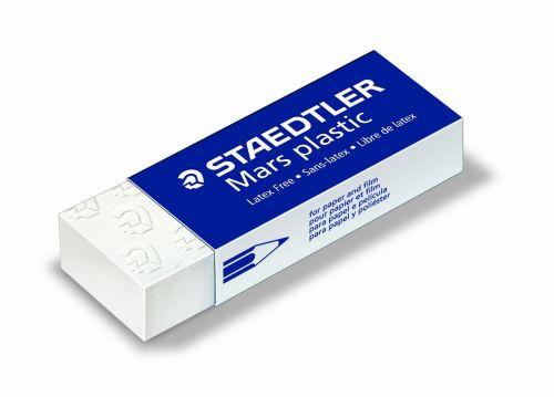 Staedtler Mars Plastic Eraser PK2