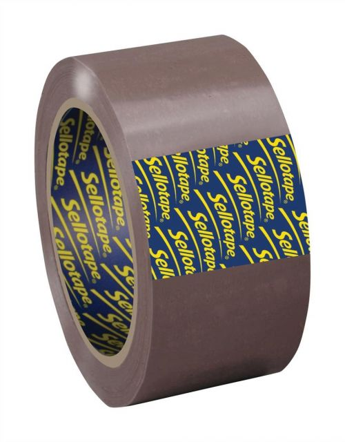 Sellotape 50mmx66m Buff 1445172 - (PK6)