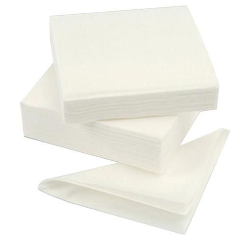 ValueX Napkins 1Ply 32x32cm White (Pack 500)
