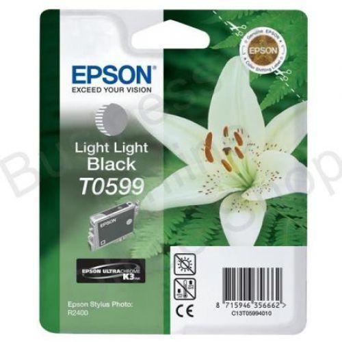Epson C13T05994010 T0599 Light LIght Black Ink 13ml