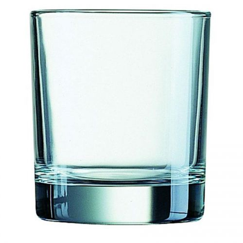 ValueX Glass Squat Tumbler 10.5oz (Pack 6)