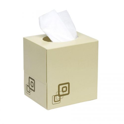 ValueX Cube Tissue (70 Tissue) Cube Box PK24