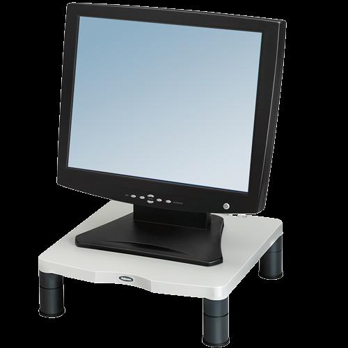 Fellowes Standard Monitor Riser Platinum 91712