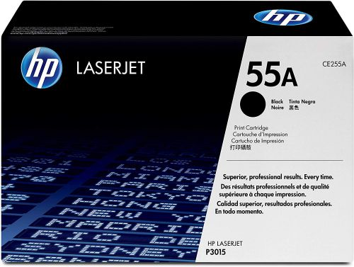 OEM HP CE255A Black 6000 Pages Original Toner