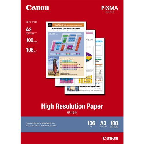 Canon Hi Res A3 Inkjet Paper P High Res Paper