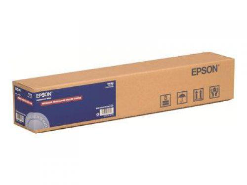 Epson C13S041390 Semi Gloss Photo Paper Roll 24inx30.5m