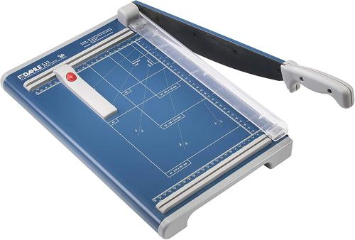 Dahle Guillotine A4 340mm Blue 553