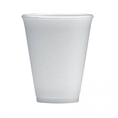 ValueX Insulated Cup 7oz Capacity White (Pack 50)