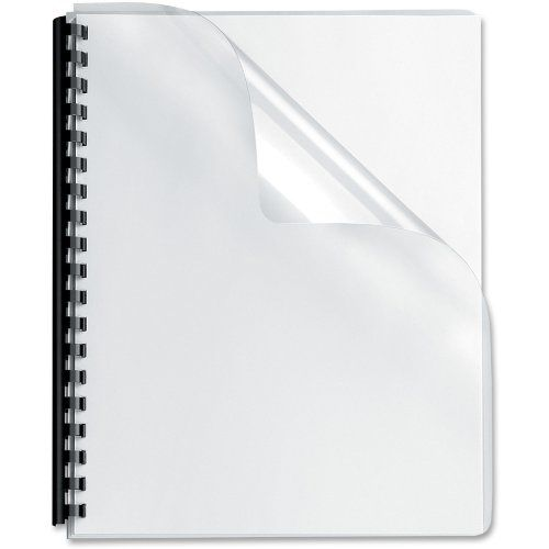 ValueX PVC Covers Clear 80micron A4 6500501 (Pack 100)