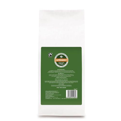 Tea Direct Fairtrade One Cup Tea Bags Pack 440