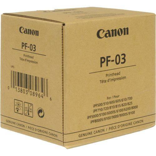 Canon 2251B001 PF03 Black Printhead
