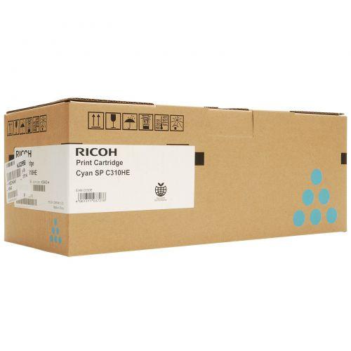 Ricoh 406480 C310E Cyan Toner 6K
