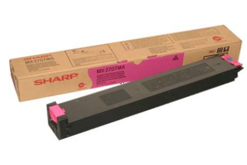 Sharp MX27GTMA Magenta Toner 15K