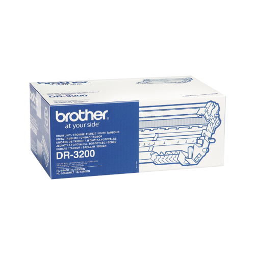 Brother DR3200 Black Drum 25K