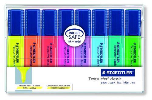 Staedtler Textsurfer Highlighter Assorted PK8