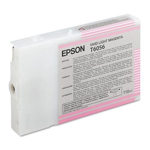 Epson T6056 Vivid Light Magenta Ink Cartridge for Stylus Pro 4880 (100ML) C13T605600
