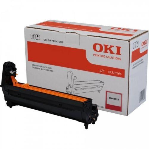 OKI 44318506 Magenta Drum 20K