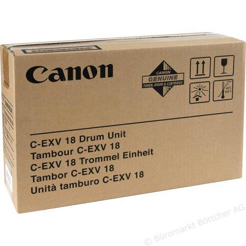 Canon 0388B002 EXV18 Drum Unit 26.9K