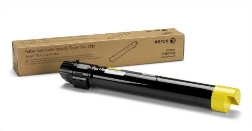 Xerox 106R01435 Yellow Toner 9.6K