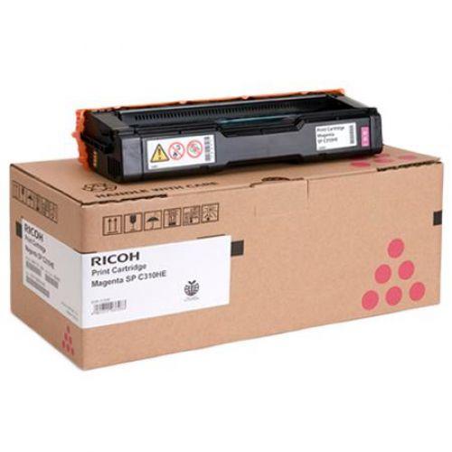 Ricoh C310E Magenta Toner Cartridge Standard Capacity 6K - 406481