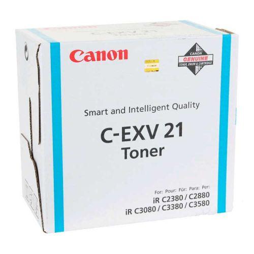 Canon 0453B002 EXV21 Cyan Toner 14K