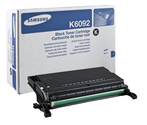 Samsung CLT K6092S Black Toner 7K