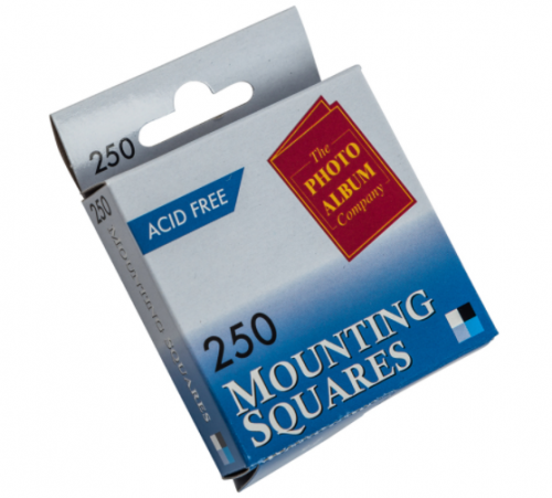 Photo Album Co Double sided Mounting Squares PK250