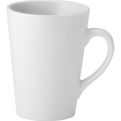 ValueX White Latte Cup 12oz (Pack 6)