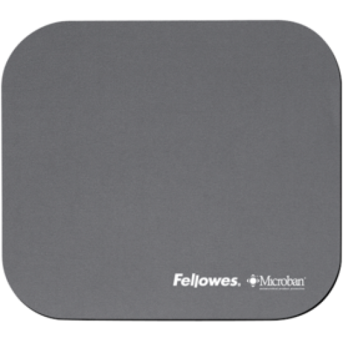 Value Fellowes Mouse Pad w/ Microban Protection Svr 5934005