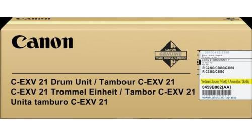 Canon 0459B002 EXV21 Yellow Drum Unit 53K