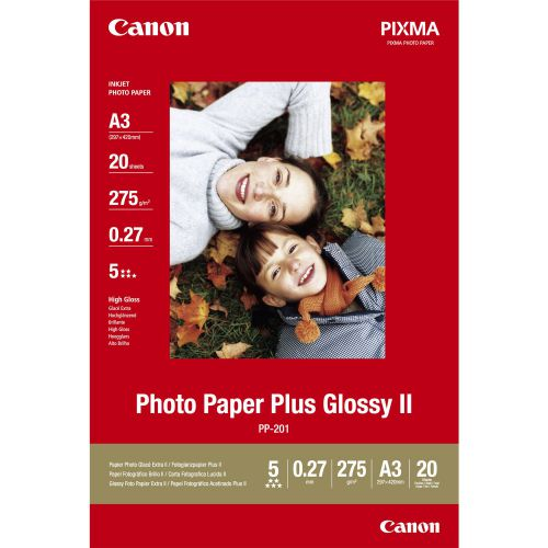 Canon 2311B020 Gloss Photo Paper A3 20 Sheets