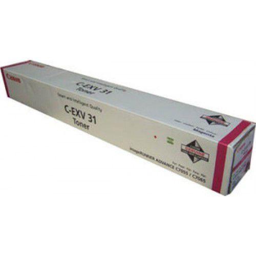 OEM Canon CEXV31 Magenta Toner 2800B002AA