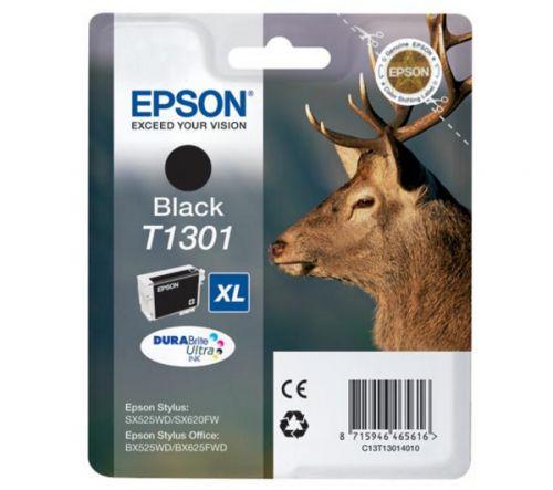 Epson Ink Cartridge Black T13014010 Inkjet Cartridges IJ3010