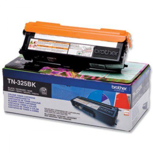 OEM Brother TN-325BK Black 4000 Pages Original Toner