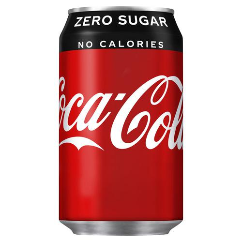Coke Zero 24x330ml Can