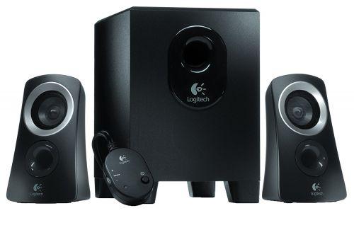 Logitech Z313 Speaker System Black UK