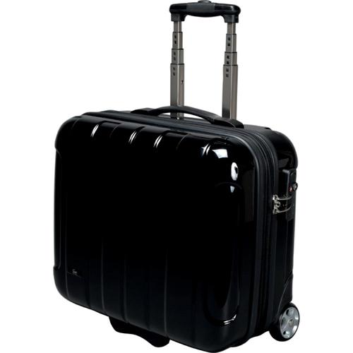 JSA Business Trolley Polycarb with Removeable Laptop Case
