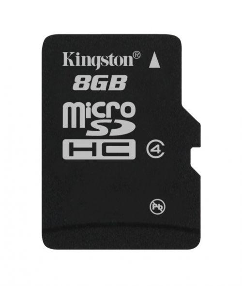 Kingston 8GB Microsdhc Class 4 Wo Adapter