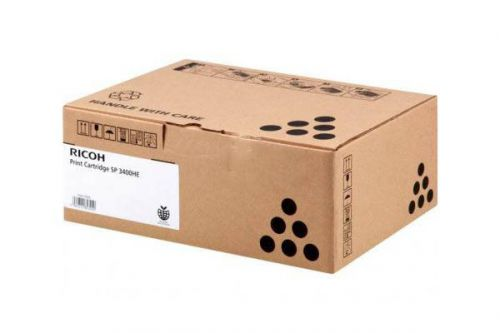 Ricoh 3400LE Black Toner Cartridge Standard Capacity 2.5K - 406464