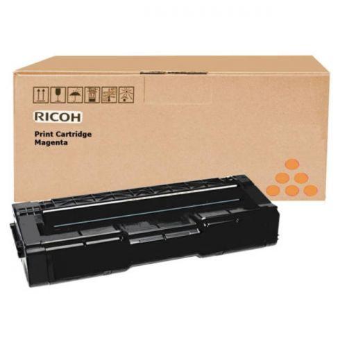 Ricoh C310E Yellow Toner Cartridge Standard Capacity 2.5K - 406351