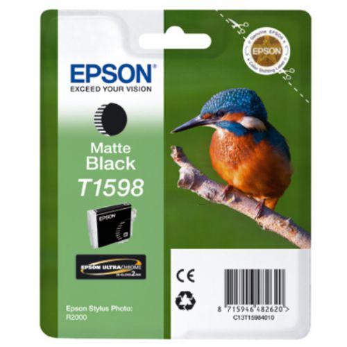 Epson C13T15984010 T1598 Matte Black Ink 17ml