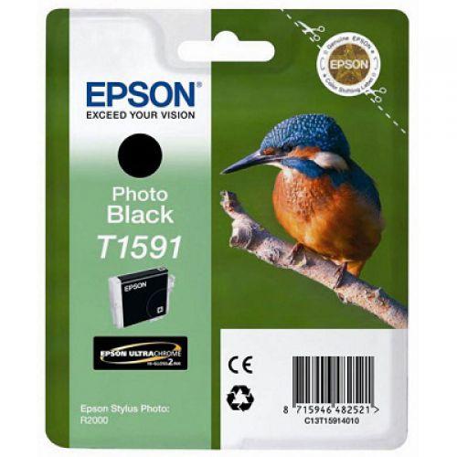 Epson C13T15924010 T1592 Cyan Ink 17ml